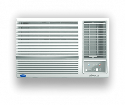 Carrier Estrella Neo 18K 3 Star Window AC with Turbo Mode (1.5T)
