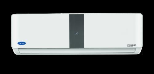 Carrier Superia Xtreme Hybridjet 1.1 Ton 5 Star WiFi Inverter AC with KW display