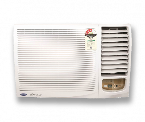 Carrier Estrella Neo 18K 5 Star Window AC with Active Carbon Filter (1.5T)